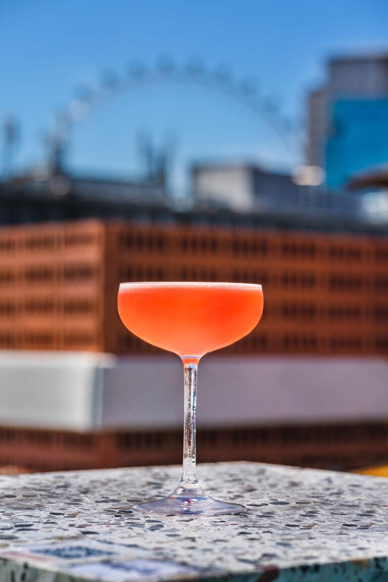 cocktail london eye