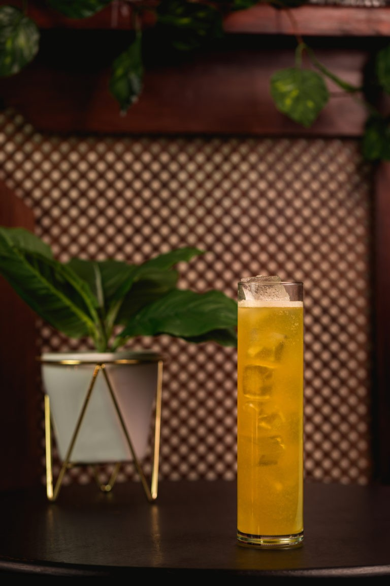 long drink cocktail speakeasy
