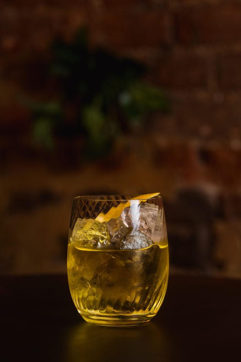 icy cocktail speakeasy