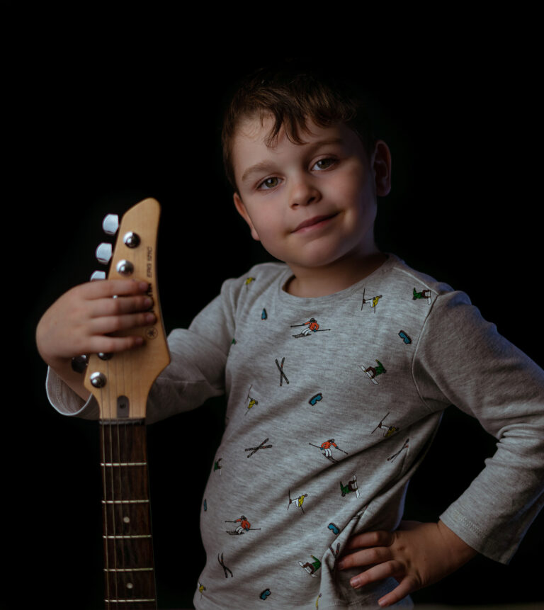 kid portrait studio