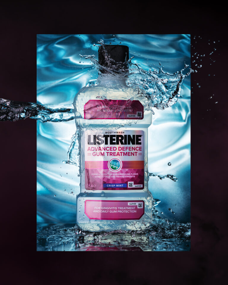 listerine splash